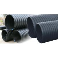 成都HDPE钢带增强螺旋波纹管
